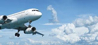 Ein Flugzeug nach Mallorca